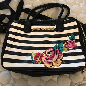 Betsey Johnson lunch box/purse